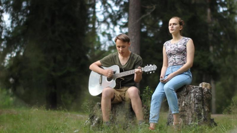 Егор Каравайцев и Юлия Мурашова Обнуляй