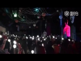 [FANCAM] 161029 Aeris Halloween Party