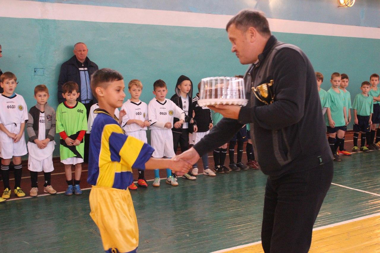 10 декабря 2016 года, в городе Славянск прошёл турнир среди детей 2008 года