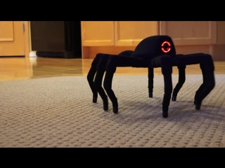 RC ADVENTURES - Robotic Spider - Creepy Movement