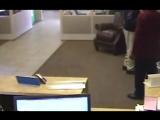 Мужчина в костюме Санты ограбил банк в США