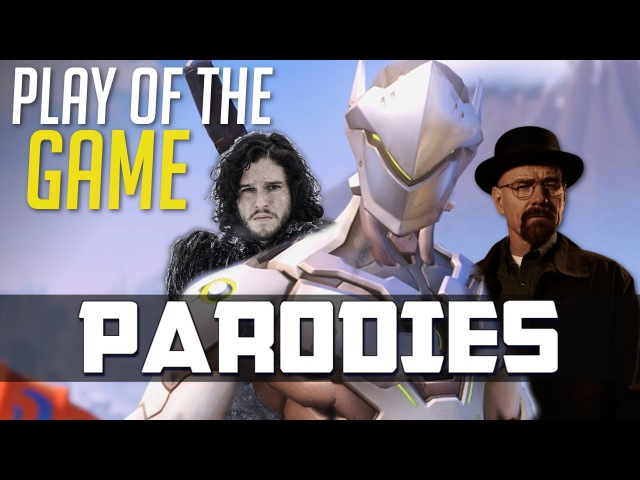 Overwatch Play Of The Game Parody Compilation - Best PotG Memes