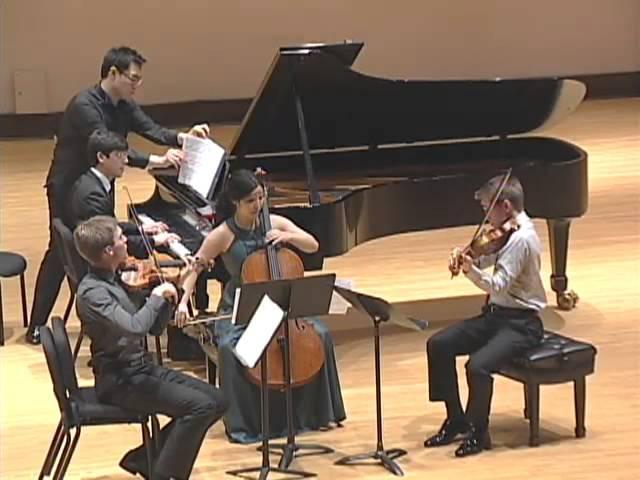 Mozart Piano Quartet No.1 in G Minor, K478