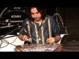 Santoor player Abhay Rustum Sopori performs at SaMaPa, Delhi
