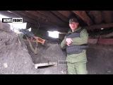 Передовая ДНР. Позиции 9-го полка в районе Пищевика