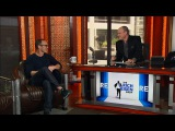 Actor Clark Gregg of Marvels Agents of S.H.i.E.l.D Joins The RE Show in Studio - 11615