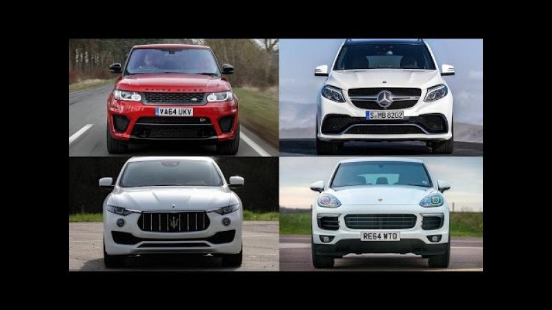 Top 10 Luxury Mid-Size SUV 2016/2017
