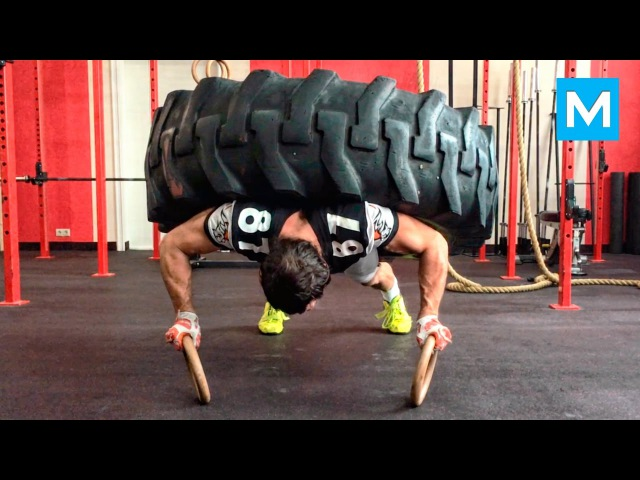 Extreme Workout for SUPERHUMANS Muscle Madness