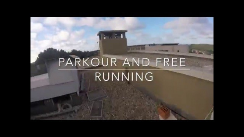Parkour And Free Runnıng vs Security