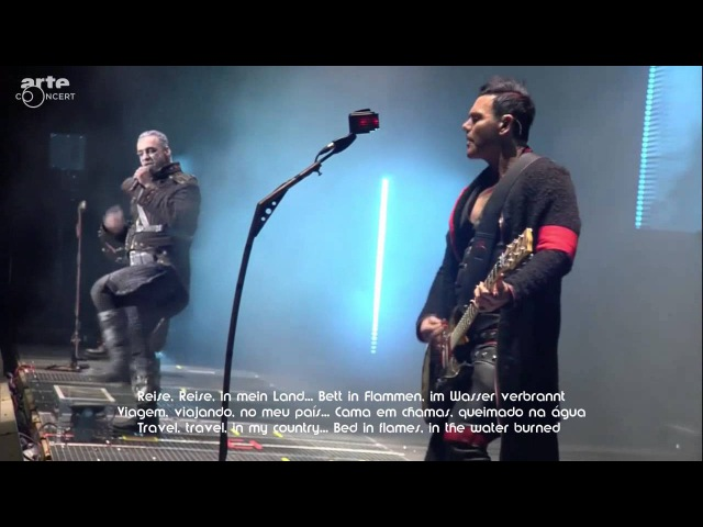 Ramm Ja Nein Rammstein with Deutsch/English/Português subtitles
