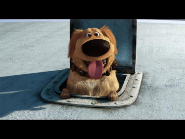 Видео к мультфильму «Вверх» (2009): Трейлер (дублированный)