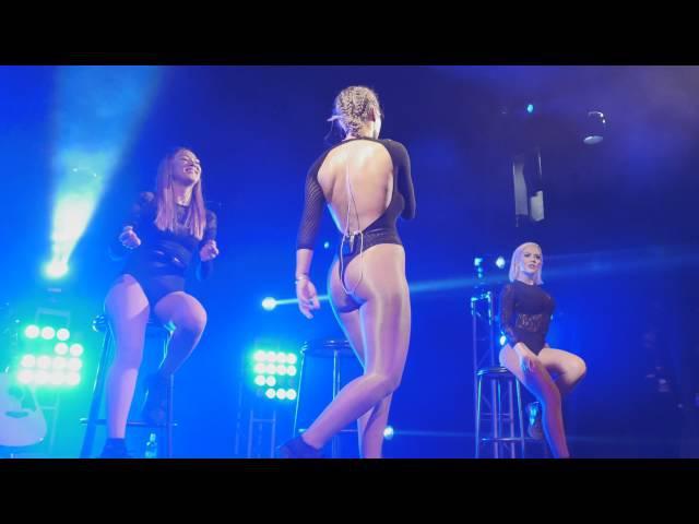 Niykee Heaton - Bad Intentions LIVE HD (2015) Los Angeles El Rey Theatre