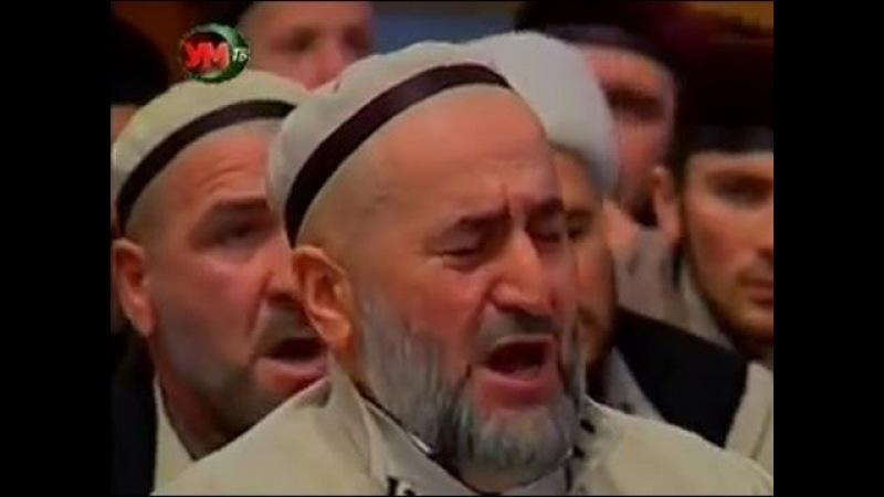 👉👉ОНИ НЕ СДЕРЖИВАЛИ СЛЕЗ «Назам Мухьаммад» 2016