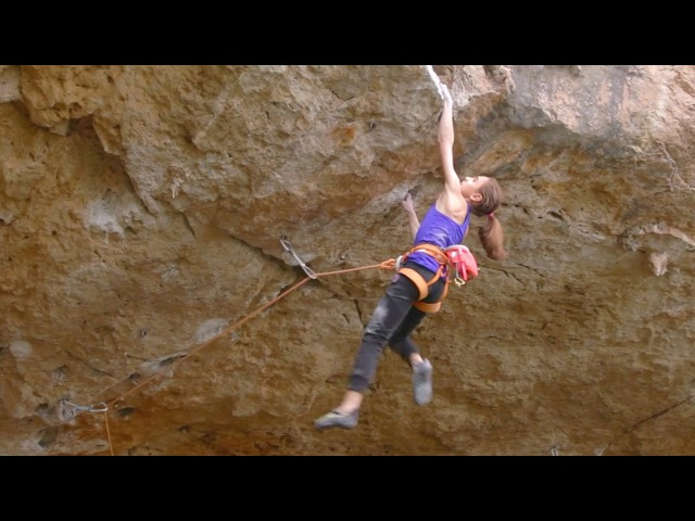 14-Year-Old Laura Rogora Becomes Second Youngest To Climb 9a