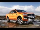 Ford Ranger 2016. Большой тест драйв. Big test drive.