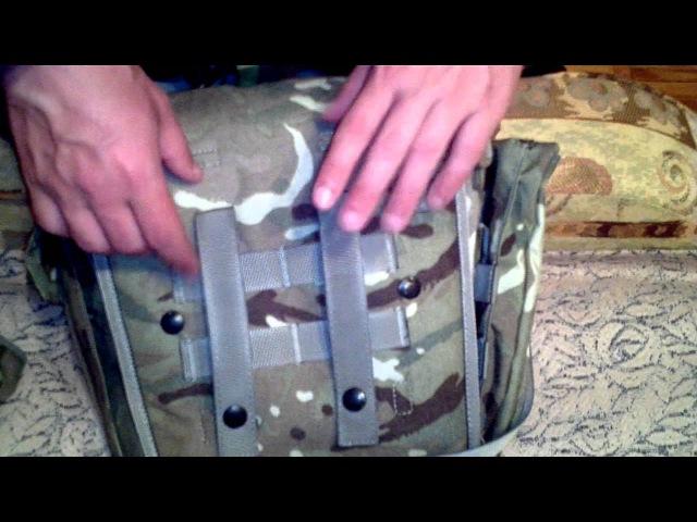 Британская сумка для противогаза MTP (FIELD PACK) » Freewka.com - Смотреть онлайн в хорощем качестве