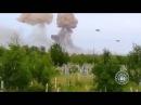 НЛО ведет бой. Славянск, Украина.