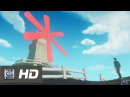 CGI 2D Animated Short HD: Inaudible - by Gints Zilbalodis