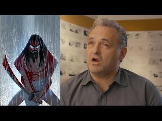 Samurai Jack: Season 5 Behind the Scenes | Samurai Jack | Adult Swim