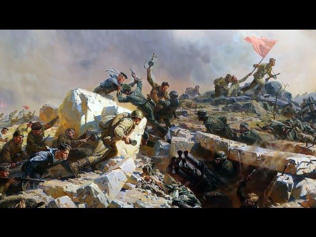 Штурм Сапун горы 7 мая 1944 глазами участника. Патук Иван. Освобождение Севастополя от фашистов