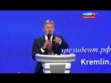 Большая пресс-конференция Президента Российской Федерации Владимира Путина 2016. Полное видео (1)