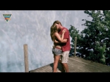 Beach Girls 2 Movie __ Huge Tide Hit The Island __ Carmen Electra __ Eagle Hindi Movies