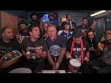 Новый кавер от Metallica Enter Sandman (Classroom Instruments)  с Джимми Фелланом