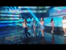 [160416] A Pink & Oh My Girl - Mr.Chu + Remember @ MBC Music Core