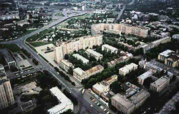 Дмитрий Чернявский | Луганск