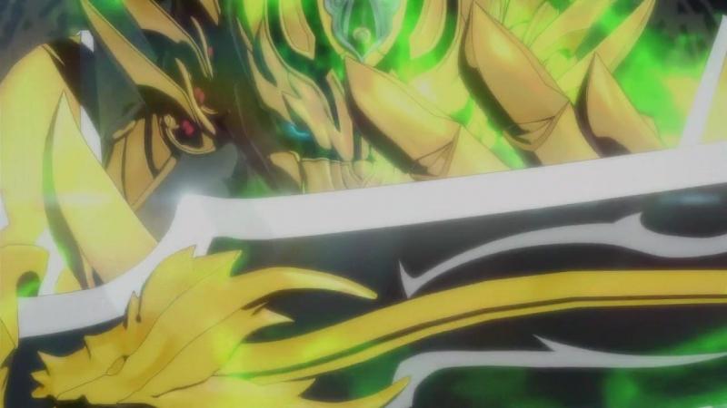Garo: Guren no Tsuki (Crimson Moon) TV-2 / Гаро: Багровая луна ТВ-2 - 23 серия | Itashi Ados [AniLibria.Tv]
