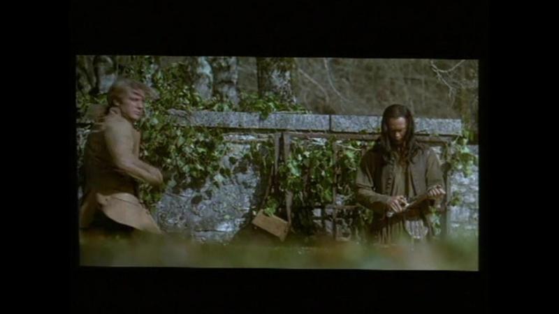 Братство волка 2001 трейлер