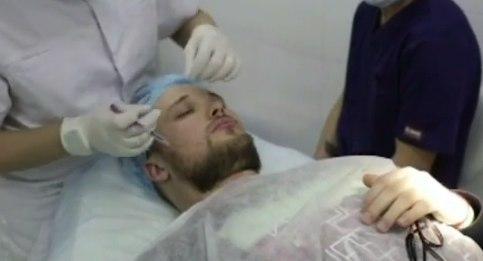 Егор Халявин сделает полную трансформацию тела и лица.