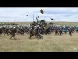 Краткое содержание любой средневековой битвы.240