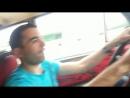 ехали на гонку 170км/час))