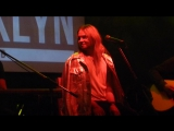 Jack Strify (ex-Cinema Bizarre) - HALO (We're The Only One) 2/09/2016 Moscow Brooklyn Club. Soundcheck