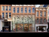 MVRDV replaces Chanel store's traditional facade with glass bricks