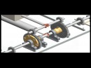 Double Differential Steering System on a MODELCAR