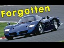 7 Forgotten and Obscure Supercars