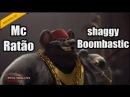 Mc Ratão - Boombastic (Shaggy) HD