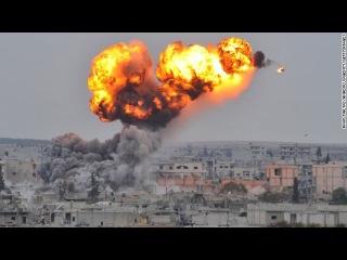 Россия испытывает в Сирии новые ракеты и так же применяет кассетные запрещенные бомбы!