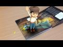 Augmented Reality Books Safari Animals, World of Fairytales Paparmali