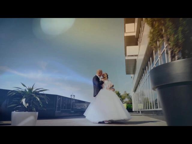 Денис и Юля. Свадебный клип