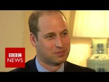 Prince William 'I don't lie awake waiting to be king' BBC News