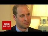 Prince William 'I don't lie awake waiting to be king' BBC News