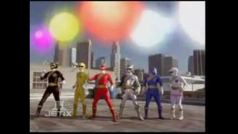 Power Rangers Wild Force - Final Battle (Power Rangers vs Master Org).