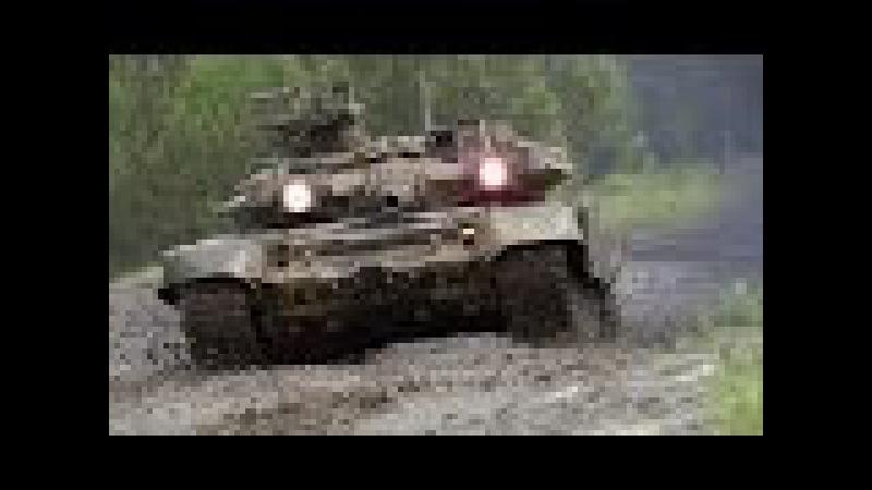 Тушино. Система активной защиты Штора (RHS) ARMA 3