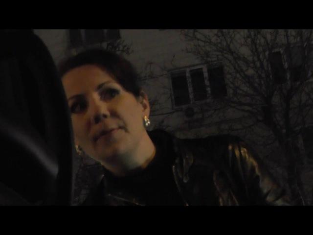 Батюшка исповедует проституток на Окружной Киева. Часть 5