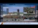 Парад Победы в Екатеринбурге 9 мая 2016