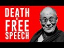EU to Social Media: Ban FREE SPEECH incl. the Dalai Lama