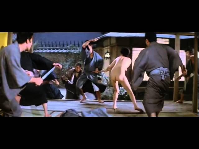 Sex Fury (1973). 不良姐御伝 猪の鹿お蝶 (1973) [clip]